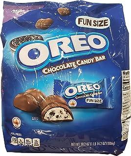 Oreo Oreo Fun Size Chocolate bar 57Count (Net Wt 30.2 Oz), 30.2 oz