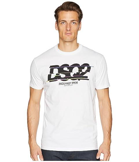 DSQUARED2 Sport Logo T-Shirt