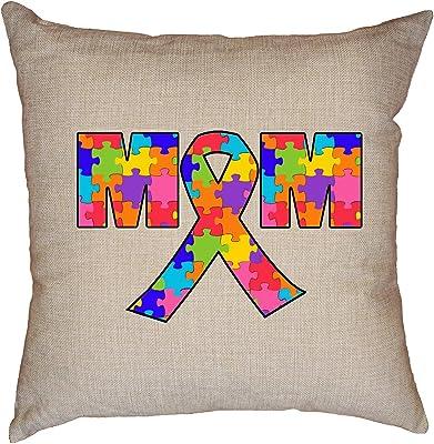 ArtVerse Katelyn Smith 16 x 16 Indoor//Outdoor UV Properties-Waterproof and Mildew Proof Texas Love Watercolor Pillow