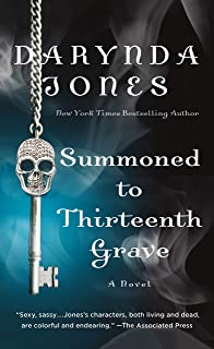 Summoned to Thirteenth Grave: A Novel (Charley Davidson Series)