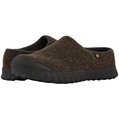 Bogs B Moc Slip-On Wool (Brown Multi) Men