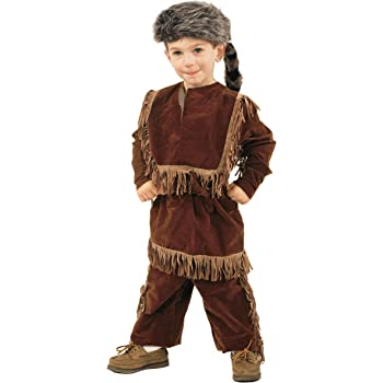 RG Costumes Frontier Boy Costume