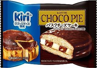 ロッテ チョコパイ(バスクチーズケーキ) 個売り 1個 ×12袋