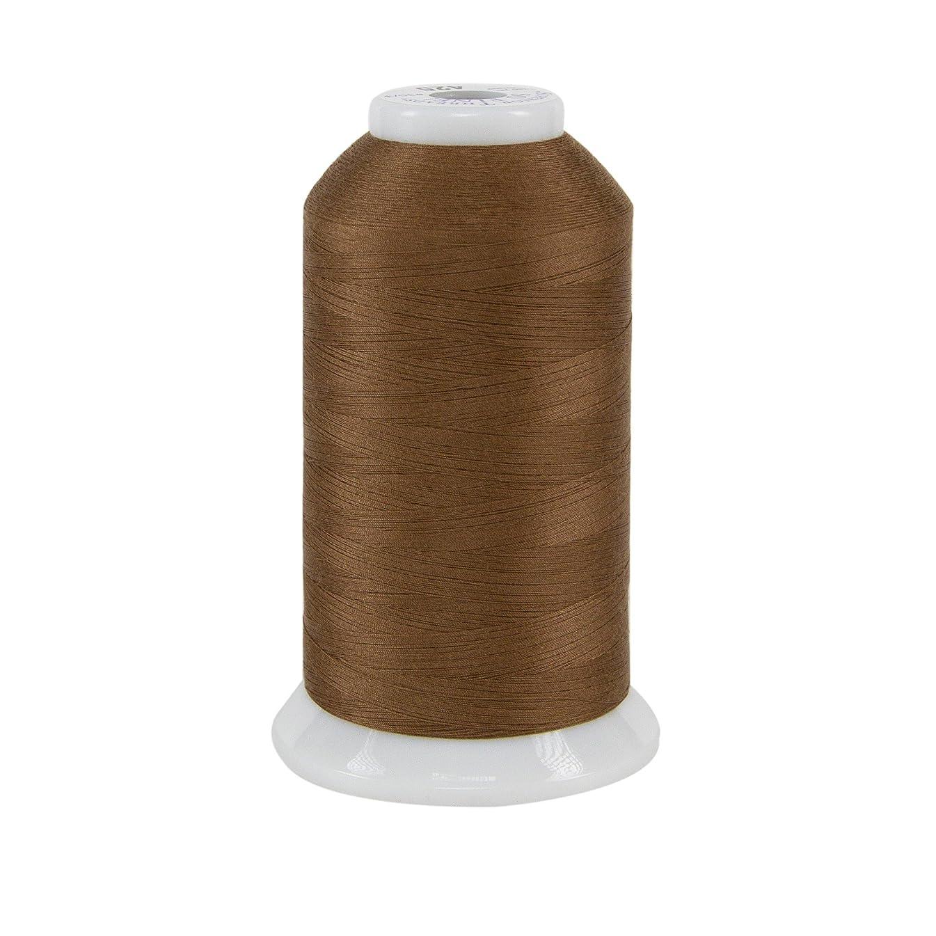 Superior Threads 11602-425 So Fine Brown Sugar 3-Ply 50W Polyester Thread, 3280 yd