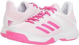 White/Shock Pink