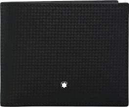 Montblanc Westside Extreme Black Leather 8CC Wallet 111144