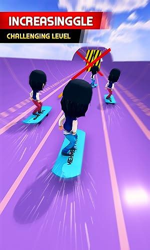 『Skater Race! Turbo Rush - Skateboard Stars Racing Game』の6枚目の画像