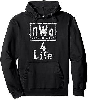"WWE nWo ""nWo 4 Life"" Graphic Sweat à Capuche"