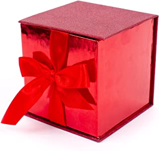 Best red glitter box Reviews