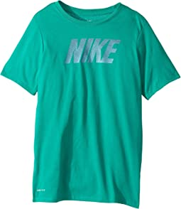 Nike Kids Dry Training T-Shirt (Little Kids/Big Kids)