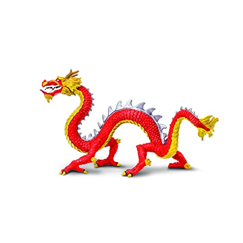 dab60b4ca Safari Ltd Horned Chinese Dragon