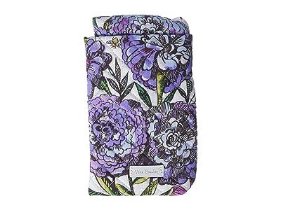 Vera Bradley Iconic Double Eye Case (Lavender Meadow) Wallet