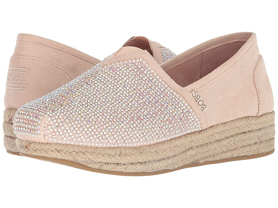 BOBS from SKECHERS Highlights Jewel Rock (Light Pink) Women