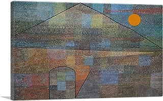 ARTCANVAS Ad Parnassum 1932 Canvas Art Print by Paul Klee - 18