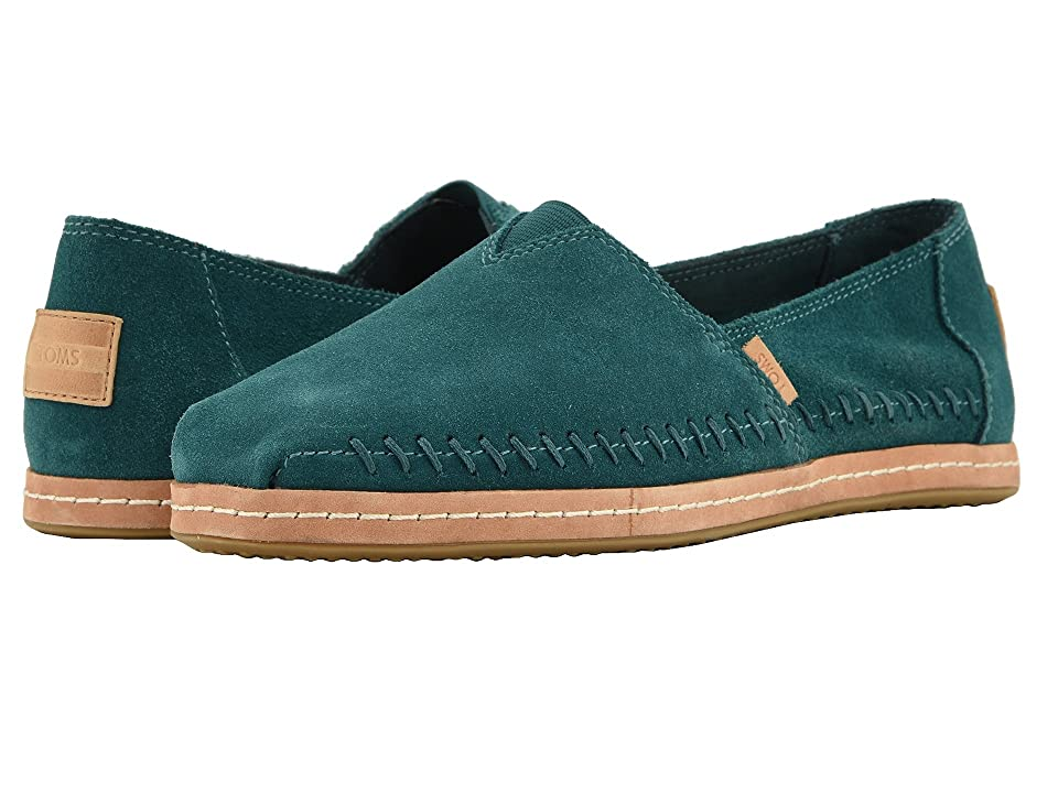 TOMS Alpargata (Atlantic Suede) Women
