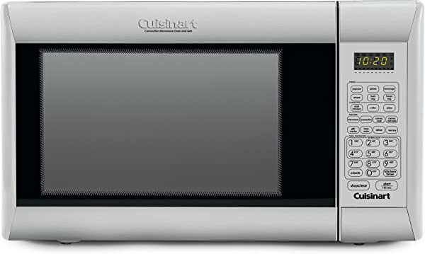 Cuisinart CMW 200 1 2 Cubic Foot Convection Microwave Oven With Grill
