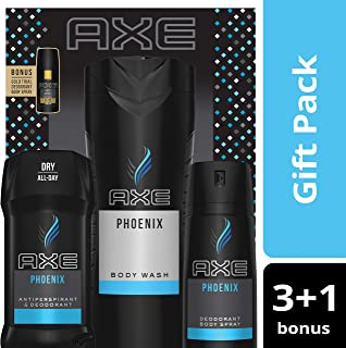 AXE 4 piece Gift Set (Phoenix)