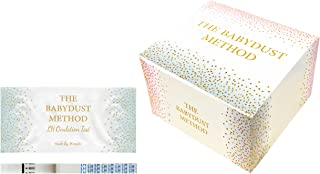 Wondfo Extra Wide Tests - by The Babydust Method - 50 LH Ovulation Test Strips