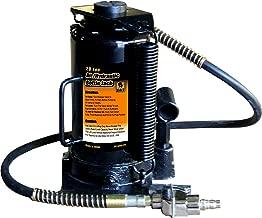 Black Bull AIRBJ20 20 Ton Manual Air/Hydraulic Bottle Jack