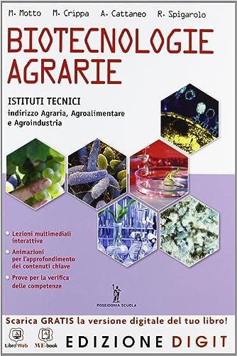 Books By Roberto Spigarolo_biotecnologie Agrarie Volume Unico Con ...