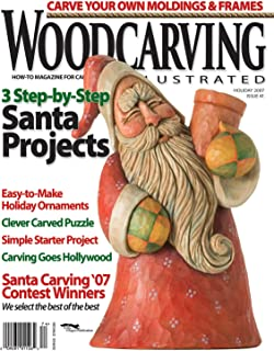 Woodcarving Illustrated (Holiday 2007) Issue 41
