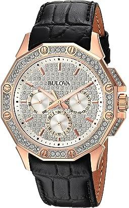Bulova Crystal - 98C125