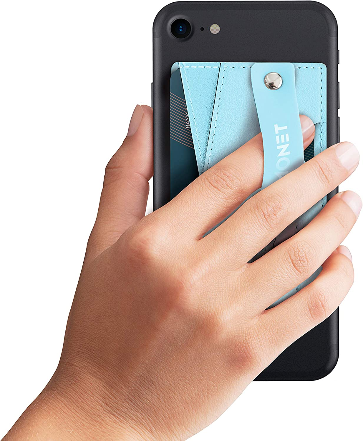 Monet Slim Wallet with Expanding Stand and Selling rankings for Grip trend rank Smartphones