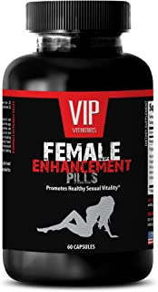Pills for Women to Have Sex - Female Enhancement Advanced Formula 1560G - Horny Goat Weed for Men Sex Drive - 1 Bottle (60...