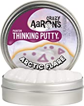 Crazy Aaron's Thinking Putty, 3.2 Ounce, Phantoms Arctic Flare