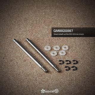 Gmade 0020007 Shock Shaft Set for XD 103mm Shock