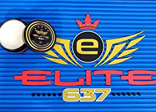 Elite 637 Clay Pomade For Men - Matte Finish - Strong Hold Natural Look – 100 grams Men's Styling Product, Barber Approved – Ideal for Textured, Thickened & Modern Hair Clay Keeps Hair Style in Place