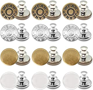 Golden Buttons Vintage Buttons Metal Buttons 8pcs 21mm Shank Buttons Flower Clothing button Celtic Buttons Coat Button Sewing Fastener