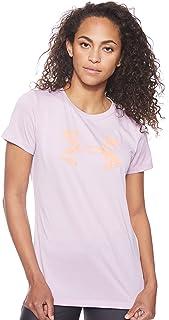 Under Armour Women's Tech Ssc Graphic T-Shirt