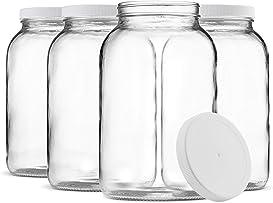 Explore jars for pickling
