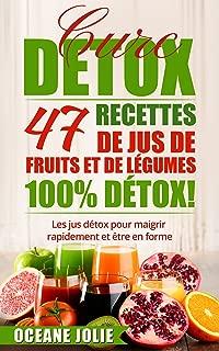 detox maigrir rapidement