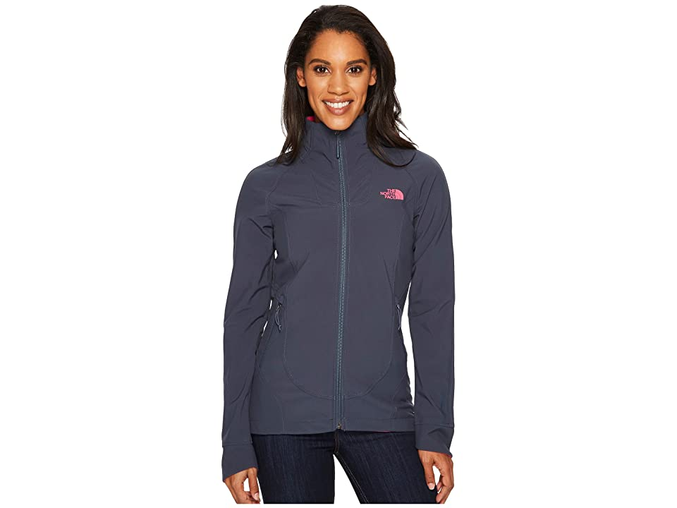 The North Face Apex Byder Soft Shell (Ink Blue (Prior Season)) Women
