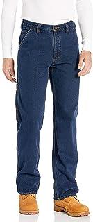 Wolverine Men's Hammerloop Cotton Denim Carpenter Pant