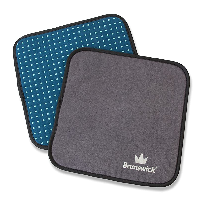 Brunswick Microfiber EZ Grip Towel,Assorted colors