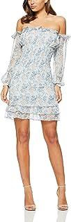 Winona Women's Love Story Shirring Dress