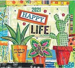 Lang Happy Life 2021 Wall Calendar (21991001982)