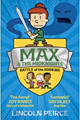 Max and the Midknights: Battle of the Bodkins Kindle Edition