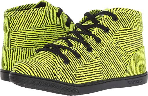 Neon Yellow Stripe