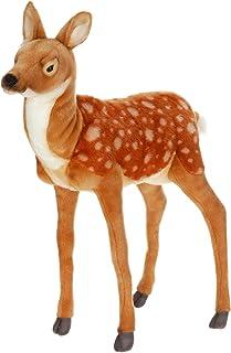 """Hansa Plush - 32"""" Large Standing Bambi Deer"""