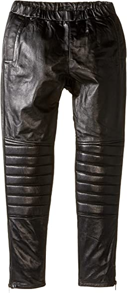 Leather Harem Pants (Little Kids/Big Kids)