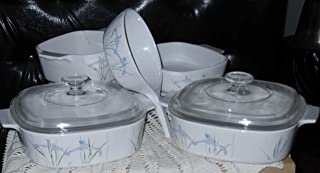 Corning Ware Cooke, Serve and Store Set - Shadow Iris