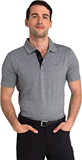 Calvin Klein Men's Newport Polo   Dry Fit with UPF 30+ Sun Protection Golf Shirt