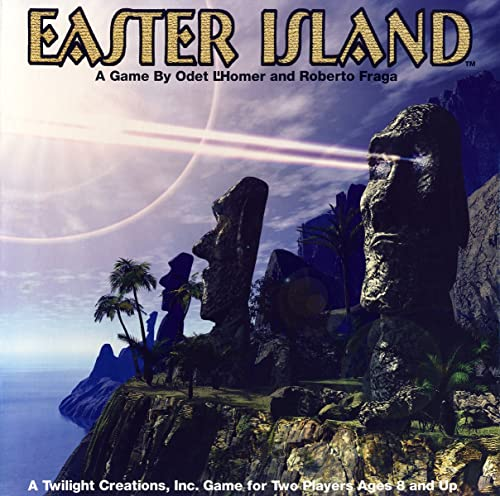 Pegasus Spiele Twilight Creations 3400 - Easter Island