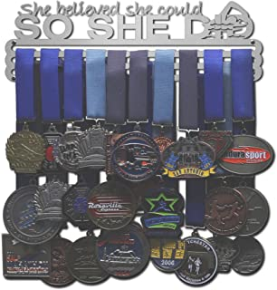 Allied Medal Hangers - She Believed She Could So She Did...