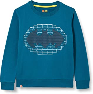 LEGO MW-Sweatshirt Batman Sudadera Niños