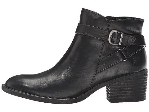 Born Binghamton Black Full Grain Leather